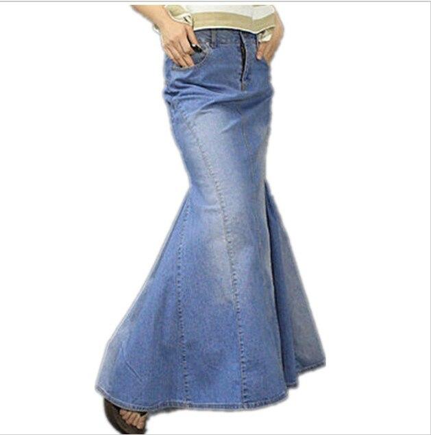 Popular Blue Jeans Skirt-Buy Cheap Blue Jeans Skirt lots from ...
