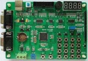 Cortex-M3 development board /LPC1752 development board /1752 learning experiment board / Development Kit kubiak jacek z xenopus development