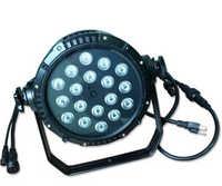 Ip65 led światła 18 sztuk 10 w LED RGBW 4 w 1 lampa PAR wodoodporna światła do prania led do użytku na zewnątrz