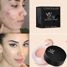 Women Face Makeup Hide Blemish Concealer Contouring Corretiv