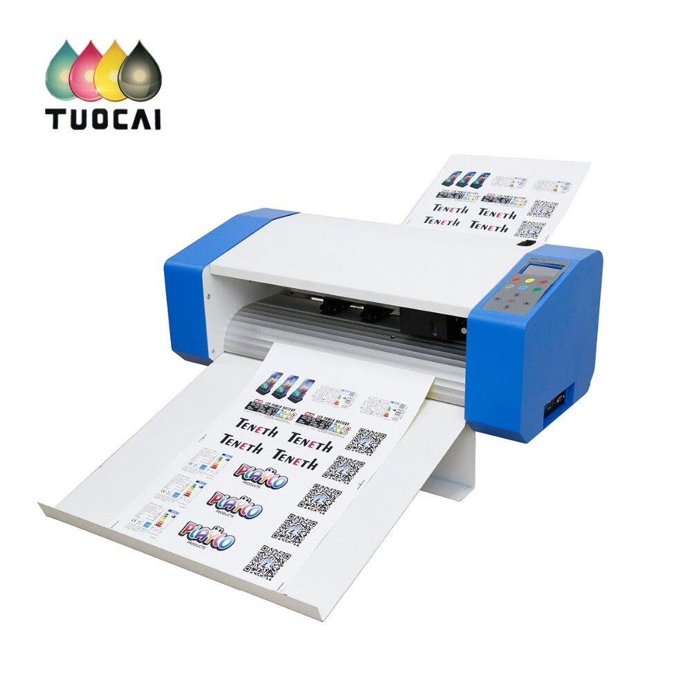 A3 Auto Paper Feeding Mini Multi Sheet Cutter Label
