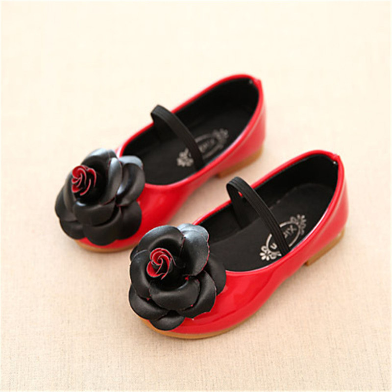 Zapatos baile tamaño niñas
