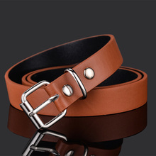 Good Qaulity Children Fashion Leather Belts For Boys Girls Kid Waist Strap Pu Waistband Trousers Jeans Pants Adjustable Z30