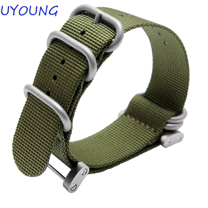 Hohe Qualität Für Suunto ätherisches Nylon Herrenuhrenarmbänder - Uhrenzubehör - Foto 2