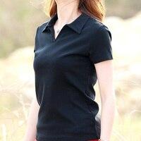Laura Magasin//de Haute qualité nouvelle arrivée de femmes de marine bleu polo shirt taille S-5XL, lady plus la taille marine poloshirt livraison gratuite