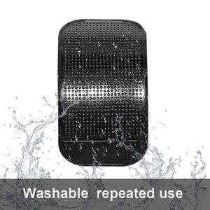 Image 3 - 1 pièces Nano voiture magique anti dérapant Automobiles accessoires intérieurs pour téléphone portable Mp3 mp4 GPS anti dérapant voiture tapis anti dérapant