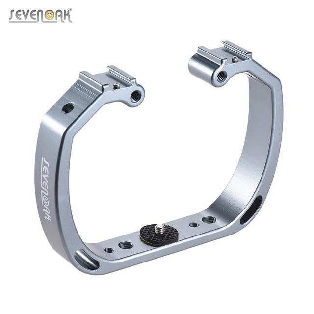 Sevenoak SK GHA6 Handheld Aluminum Video Cage Rig Stabilizer Frame ...