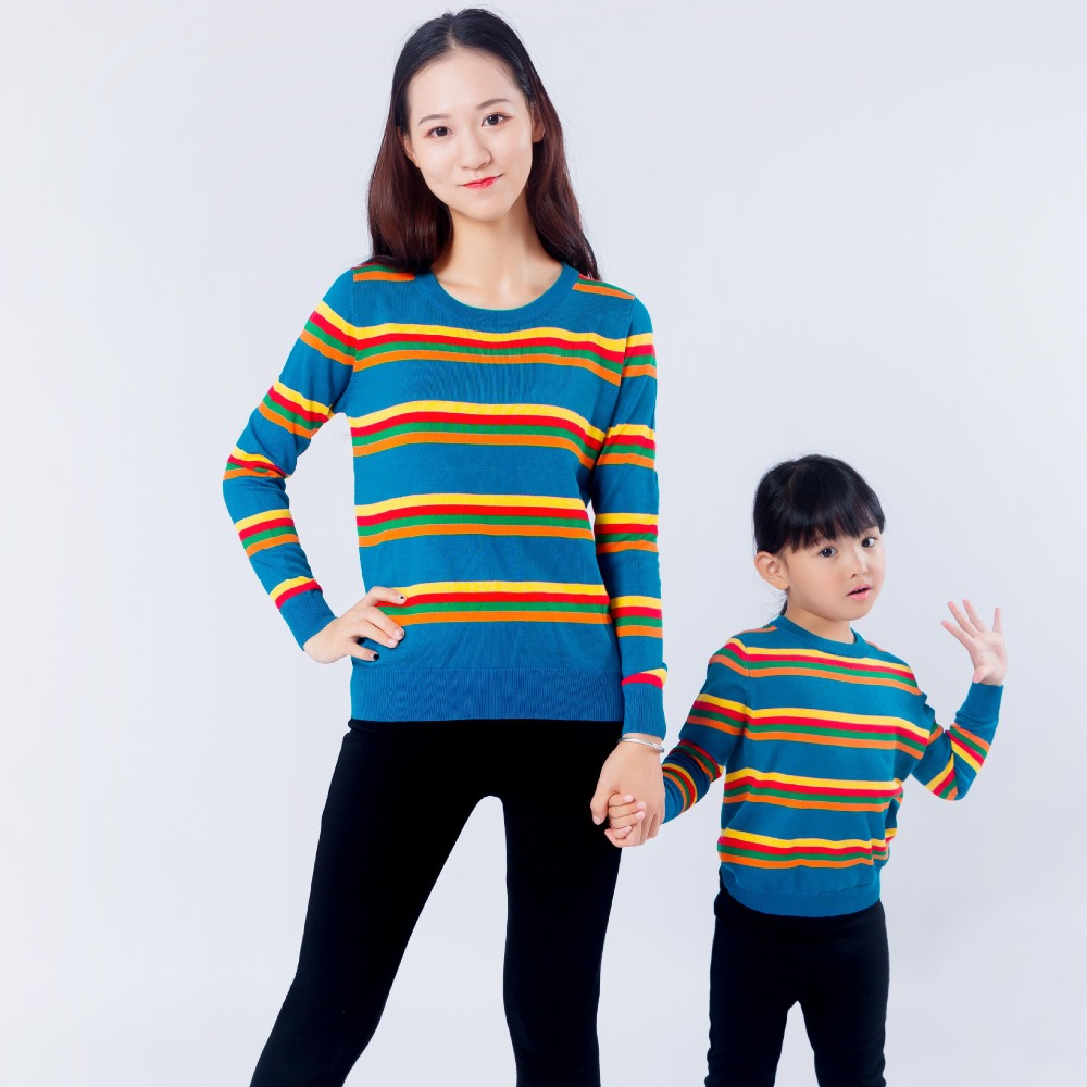 2019 family look clothing matching mother daughter clothes autumn sweater cardigan for girls boys women mommy and me clothes2019 family look clothing matching mother daughter clothes autumn sweater cardigan for girls boys women mommy and me clothes