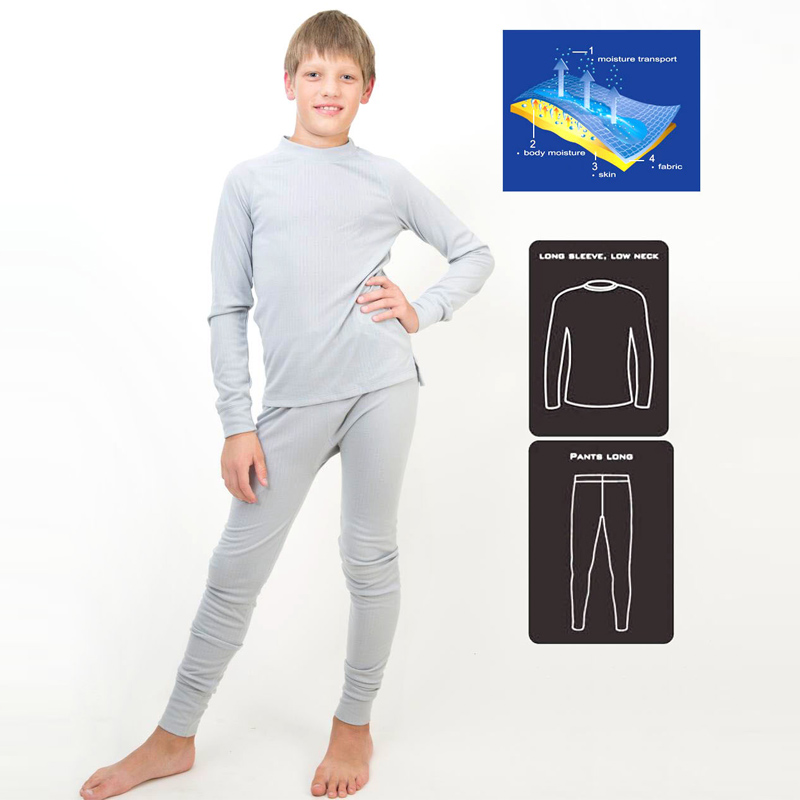 Popular Thermal Underwear Kids-Buy Cheap Thermal Underwear Kids ...
