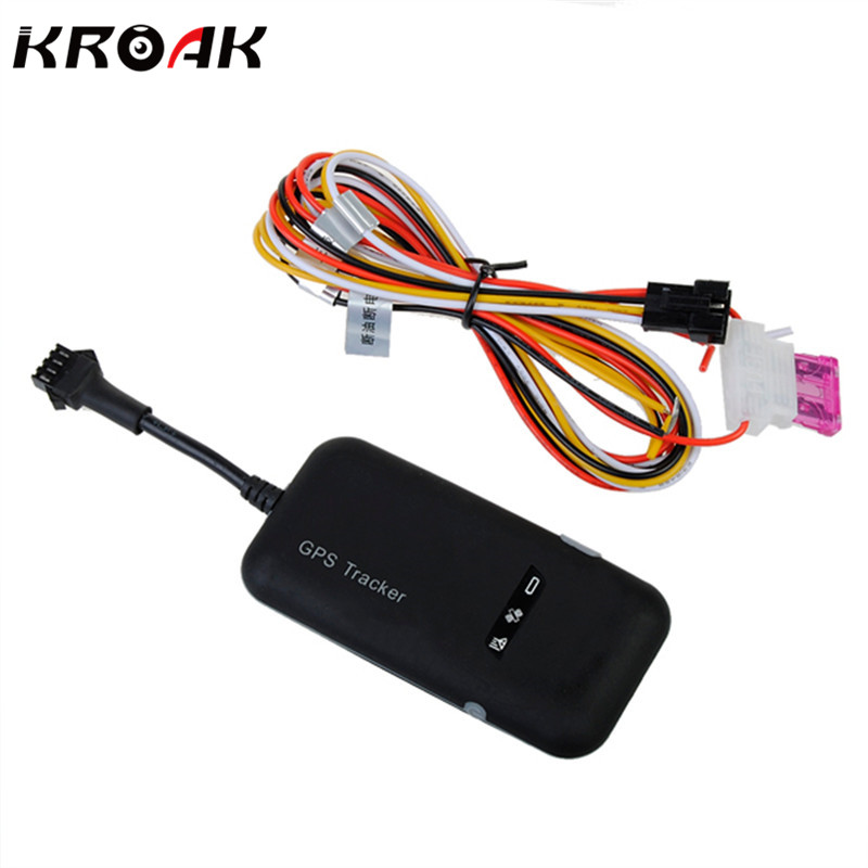 Mini Car GPS Tracker GT02A Tracking GSM GPRS SMS Locator Global Real Time Tracking System TK110 For Car Auto Vehicle Motorcycle