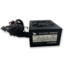 400W Mini PSU 12V Power Supply 24 Pin PCI SATA ATX 12V Komputer PC Power Supply untuk desktop Gaming Power Supply SFX(China)