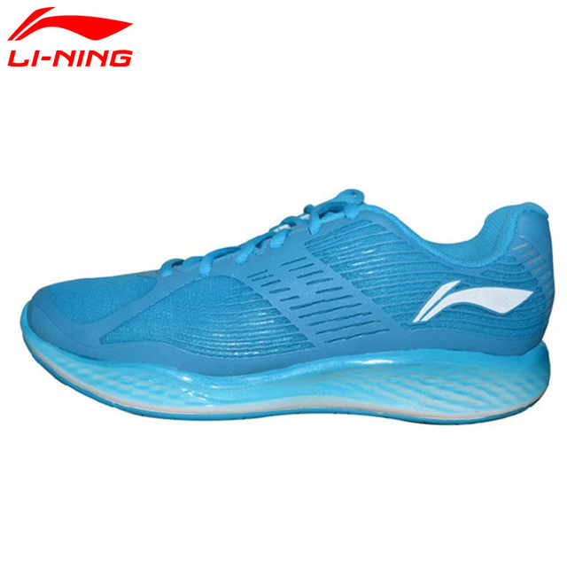 Li-Ning Men's Running Shoes Light Weight Cushioning Breathable LiNing Sports Shoes Sneakers ARHJ021 XYP475