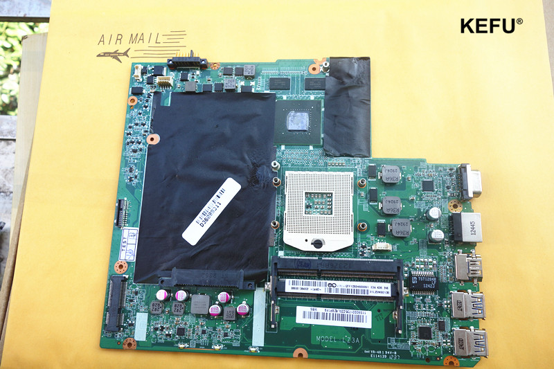 Suitable for lenovo Z580 Notebook Motherboard DALZ3AMB8E0 mainboard LZ3A HM76 chipset GT630M / GT635M DDR3 100% Tested