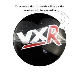 Image 4 - 56 millimetri 3D Auto del Centro di Rotella Della Copertura Autoadesivo per Vauxhall Astra H J Zafira Antara Mokka Insignia Maloo per VXR logo Auto della Protezione di Mozzo Badge