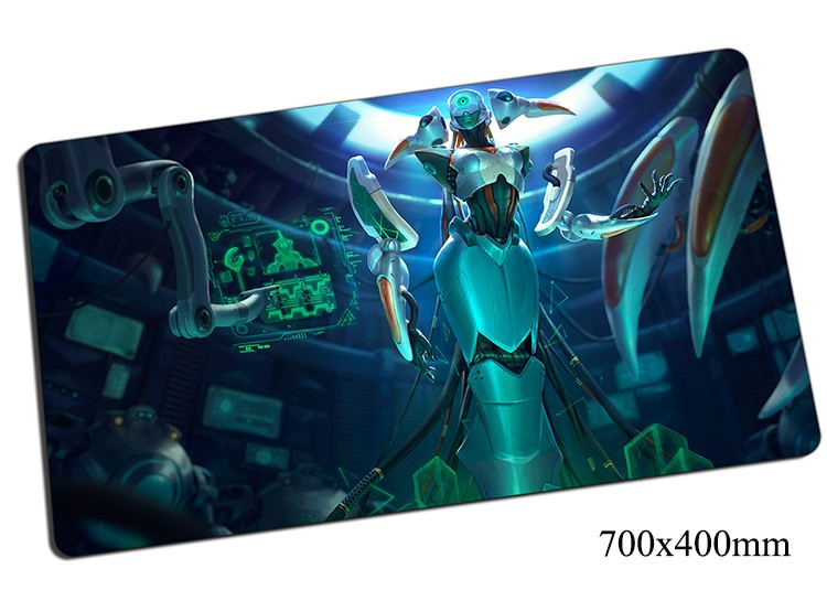 Lissandra mouse pad 700x400x2mm gaming mousepad gear lol gamer mouse mat pad Ice Witch game computer new mouse play mats