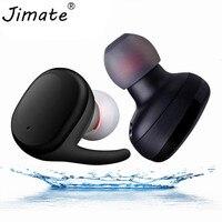 JIMATE S9000 Mini Wireless Bluetooth Headset V4 1 Waterproof Sport Earphones With Microphone For Iphone Samsung