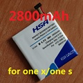 Newest 2800mAh BM35100 BJ83100 Battery Use for HTC One X S720e / One S Z520e