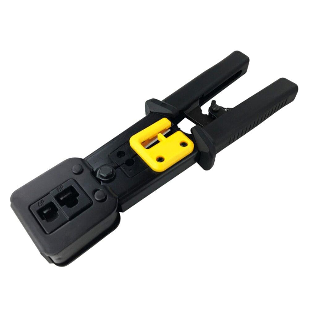 Tek Pince /à sertir pour connecteurs Plug RJ11 RJ12 RJ45 RETE LAN ETHERNET INTERNET