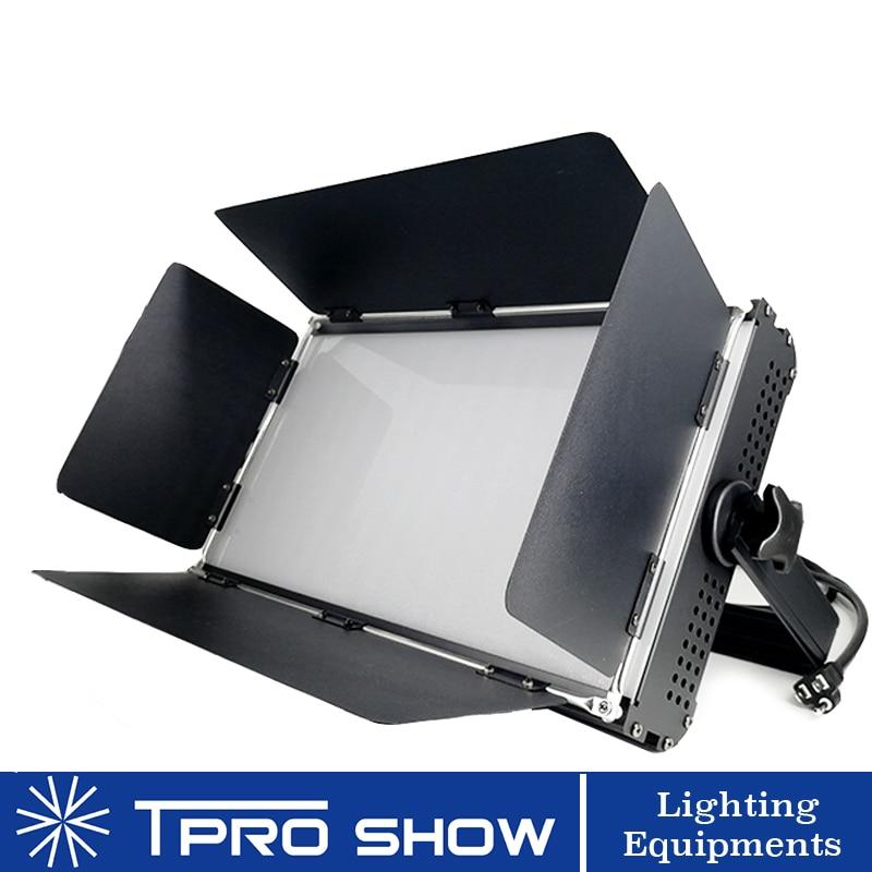 200 w dmx luz do estagio levou painel de iluminacao 3200 k 5600 k escurecimento efeito