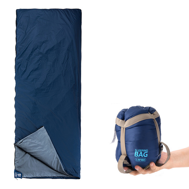 HY Spring And Summer Thin Mini Sleeping Bag Indoor&Outdoor Ultra Portable For Camping Trip, Office Rest, Household Bed