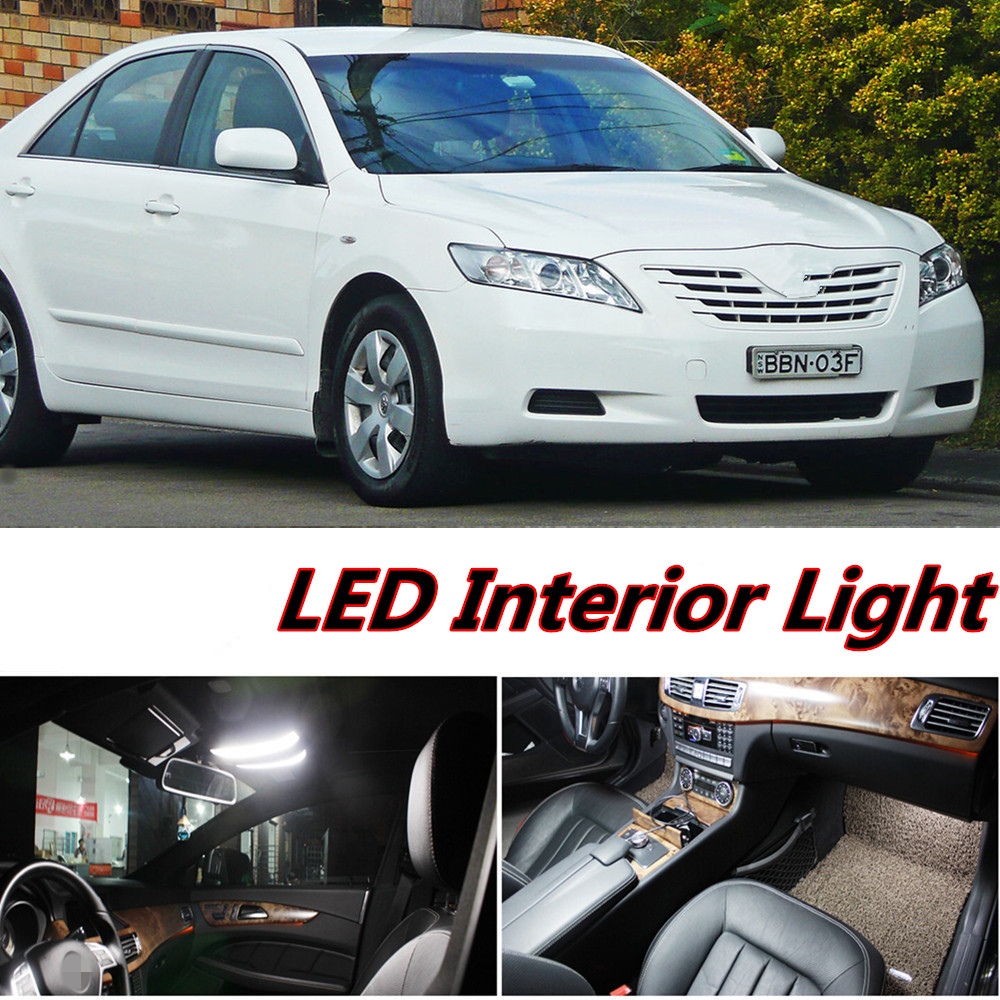 For Toyota Camry 2006 2011 Dashboard Mat Protective Interior Tcart 12pcs X Free Shipping Error Led Light Kit Package 40