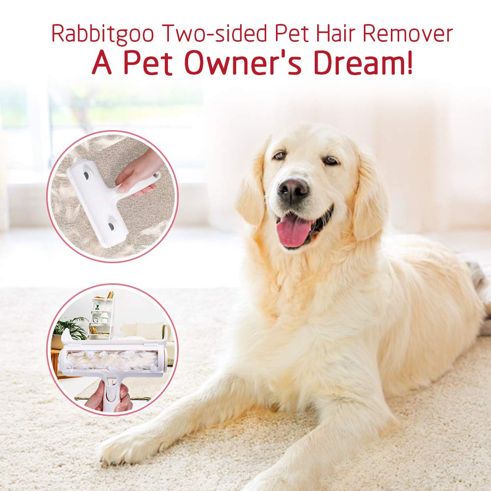 Canine - Pet Hair Hair Remover Roller Dog Cat Hair Furniture lint remover magic Brush reusable Device