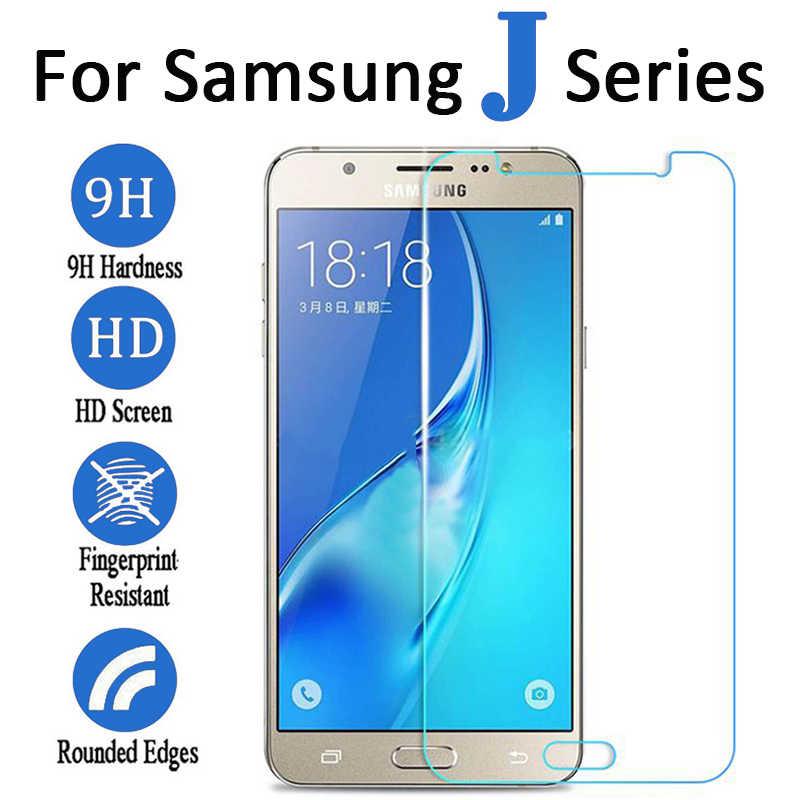 Protective Glass On For Samsung J7 j5 j2 Prime J1 J3 J4 J5 J6 Tempered Glas Galaxy 3j 6j 4j 2j Screen Protect 8 4 2 J Tremp glas