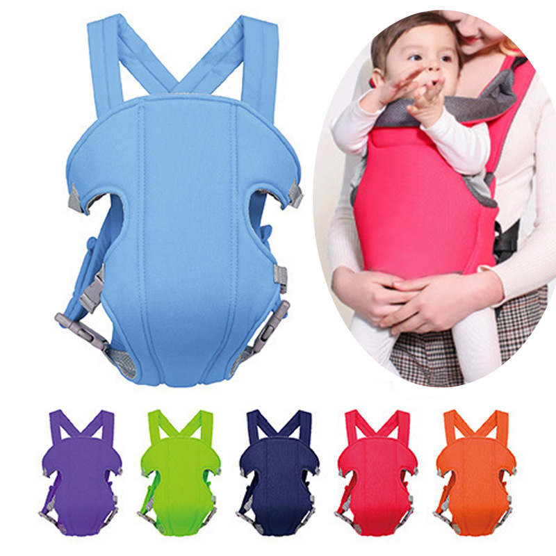 3 IN 1 Exquisite Breathable Baby Wrap Carrier With Hip Seat Baby Sling For All Seasons M09