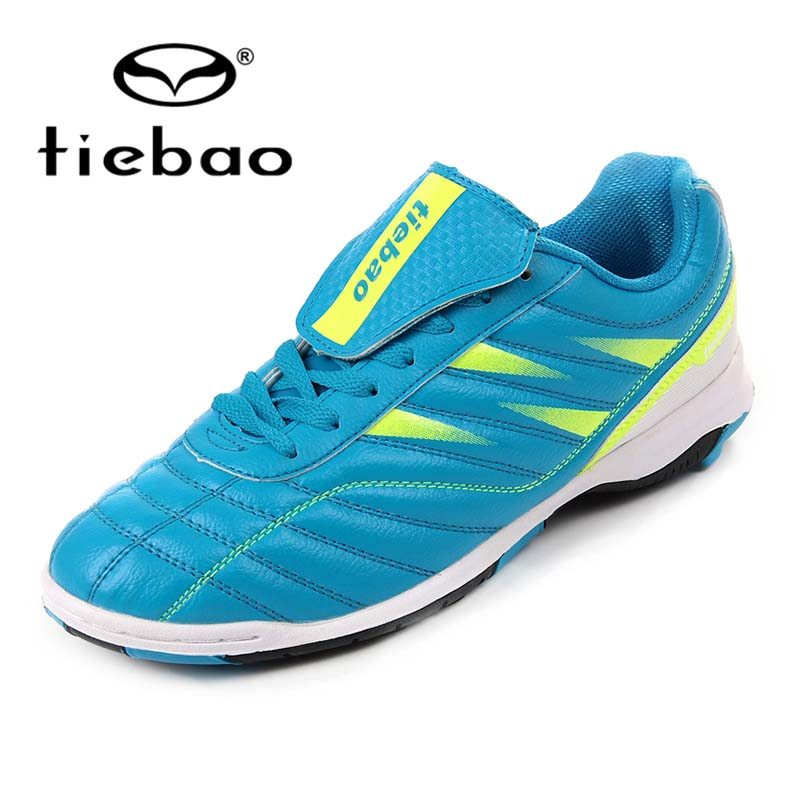 TIEBAO Sneakers Men Shoes Cleats Soccer-Boots Outdoor Futbol Chuteira Athletic Parent-Kid