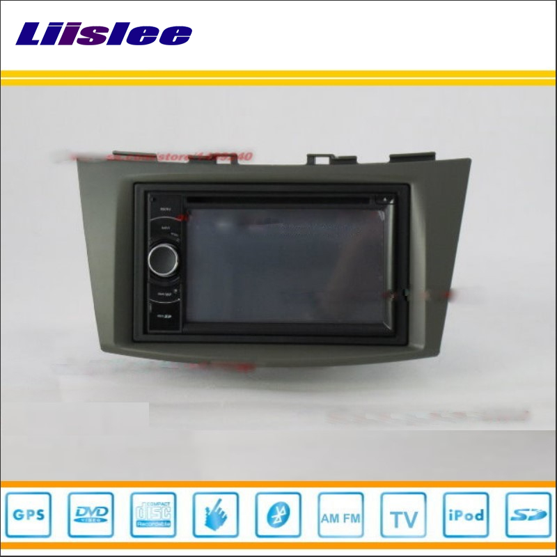 Liislee For Mazda VX1 VX 1 2012~2014 Car Radio Stereo CD DVD Player GPS NAVI HD Touch Audio Video S100 Map Nav Navigation System