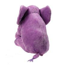 Free Dropshipping 55cm Colorful Giant Elephant Stuffed Plush Animal Toys Hobbies Animal Shape Pillow Dolls Toys Christmas gift