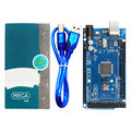 Mega 2560 R3 Board 2012 Versão Offcial com ATMega 2560 Chip ATMega16U2 para Arduino Motorista Integrado com a Caixa Original de Varejo