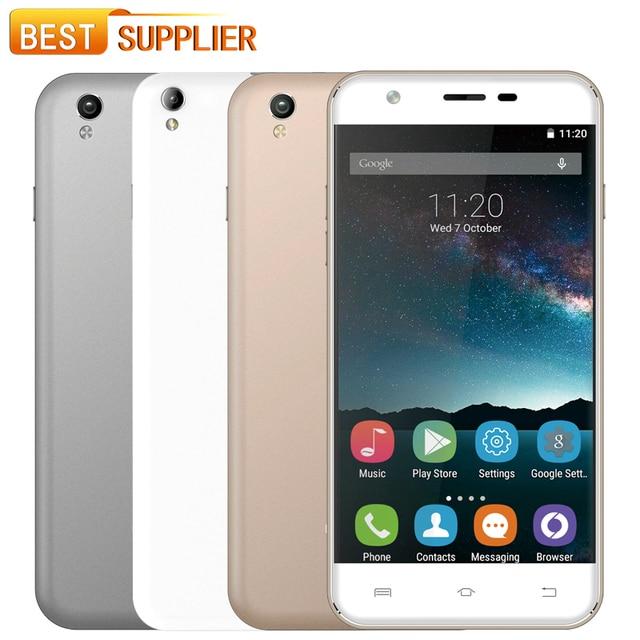 Oukitel U7 Plus 5.5 Inch HD Screen 2GB RAM 16GB ROM Cell Phone MT6737 Quad-Core Android 6.0 4G LTE Smartphone