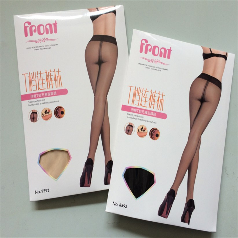 Prevent Silk Women Sockings High Quality All Match Sexy Pantyhose Autumn T Crotch Thin Nylon Sock Breathability high waist