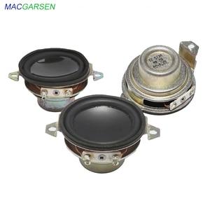Image 1 - 1.5 inch Full Range Speaker 5W 40mm Portable Speaker 4 ohm 8ohm Mini Loudspeaker Horns Audio Car Speakers DIY Home System 2pcs