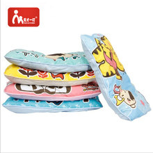free shipping cotton  soft Quality Cartoon Baby Shaping Pillow Headrest Pillow Infants