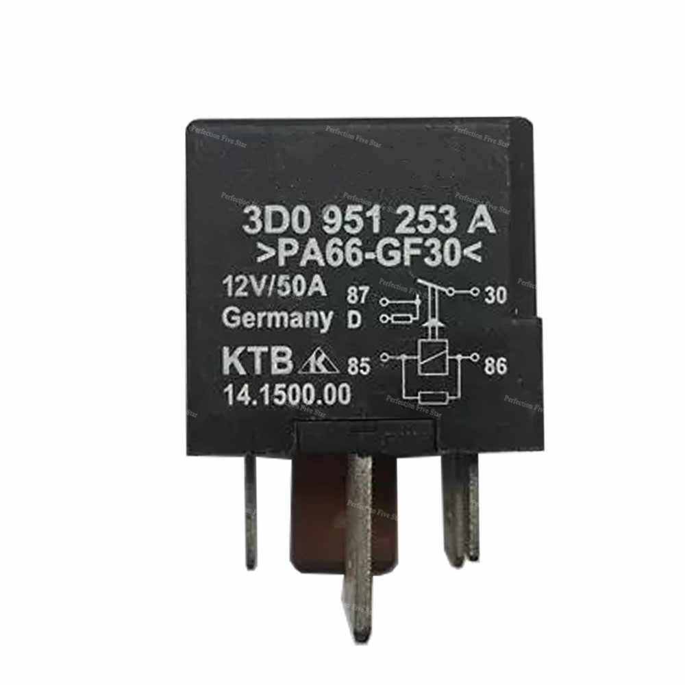 medium resolution of  3d0951253a 433 ecu engine control unit relay for vw eos golf touareg 2003 2010