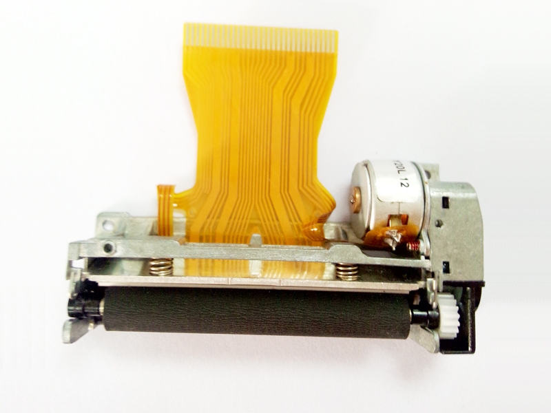 2inch Thermal Printhead 2RA0 printer mechanism high speed printer head compatible with FTP-628MCL101 apply to weighing equipment zonerich thermal printer head b 58gk 58mk ecr800 1200 1000af 2000af pos machine compatible ftp 628mcl101 sii z245m printhead