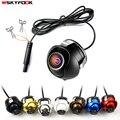 CCD HD камера ночного видения автомобиля фронтальная/боковая/левая/правая/камера заднего вида 360 градусов вращение Универсальная автомобильная обратная резервная камера - фото