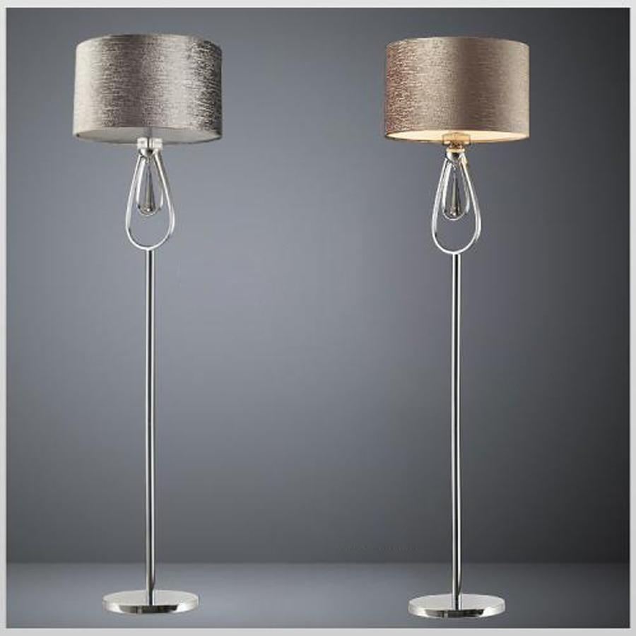 Popular crystal floor lamps buy cheap crystal floor lamps for Living room floor lamps cheap