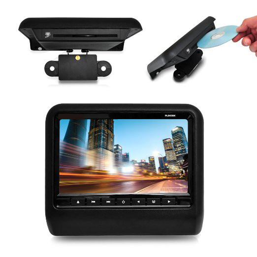 2016-hot-sale-new-arrival-universal-Headrest-Vehicle-9-Inch-Video-Display-Monitor-CD-DVD-Player
