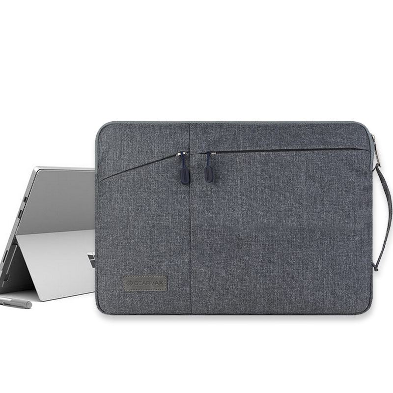 New Laptop Bags for Microsoft Surface Pro 3/4 Computer Bags for Women 12.3 inch Men Tablet Case Notebook PC Cover Laptop Sleeve tablet sleeve bag for microsoft surface pro 3 pro 4 laptop handbag bags for macbook 11 12 inch notebook soft solid tablet cover