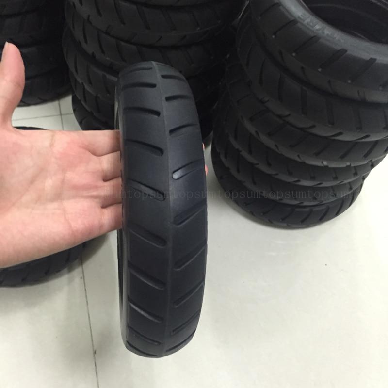 Prix pour XIAOMI M365 électrique scooter pneu vide pneu plein éviter pneumatique pneu pour mijia