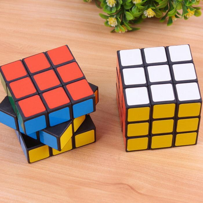 Guarantee 3x3x3 Magic Cube Professional Competition Speed Cube Puzzle Rubike Cube Cool Children Toys Kids Gifts