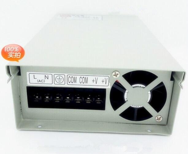 цены  400W 12 volt  33A single group power supply 12 volt LED rain proof transformer 400W 33A monitoring adjustable industrial power