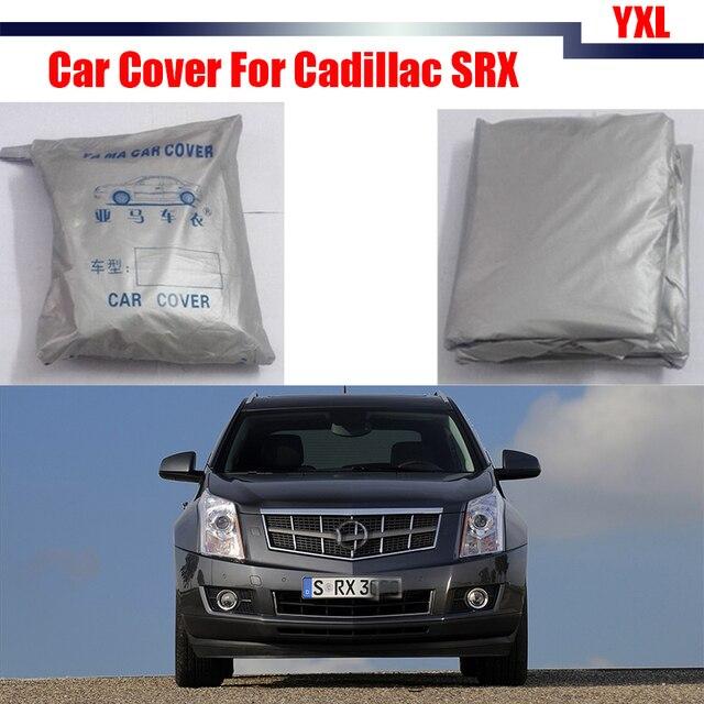 Cubierta del coche Cubierta Del Coche Sol Protector Anti UV Lluvia Nieve Resistente Al Aire Libre-Cubierta Para Cadillac SRX LIBERA el Envío!