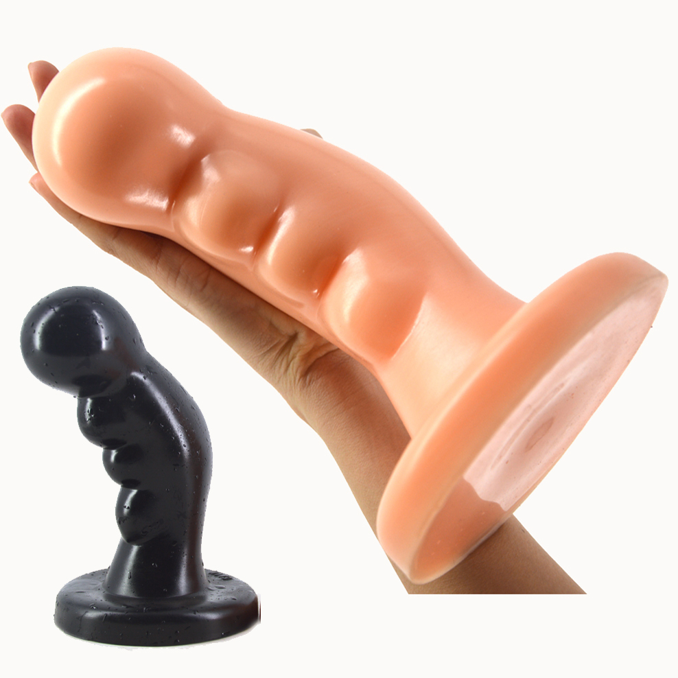 CHGD Big anal dildo giant butt plug anal expansion G-spot stimulate Sex Toy For Women Men Masturbate Adult Product sex shop