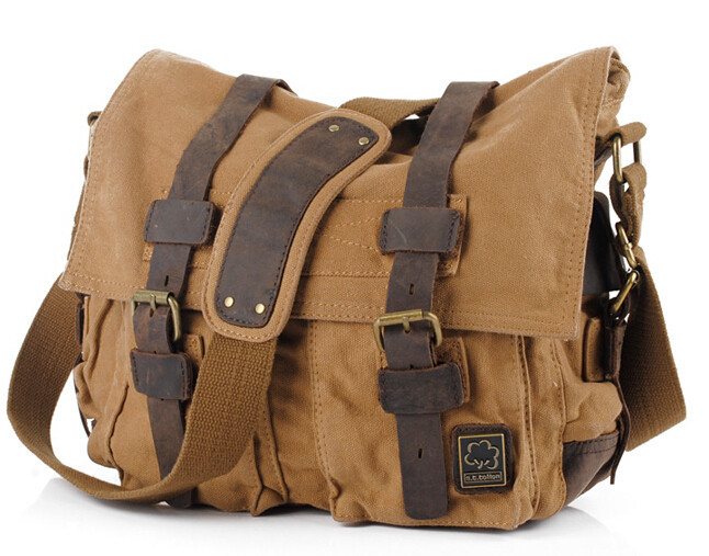 Men Military Army Vintage Crossbody Bag Men's Messenger Shoulder large Bags Casual Teenagers High Quality shoulder bag augur new men crossbody bag male vintage canvas men s shoulder bag military style high quality messenger bag casual travelling