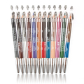 24 Color Eyeliner Pencil Eye Shadow Pen Eye Liner Sticks Eyebrow Pencil Cosmetic Makeup Set Maquiagem