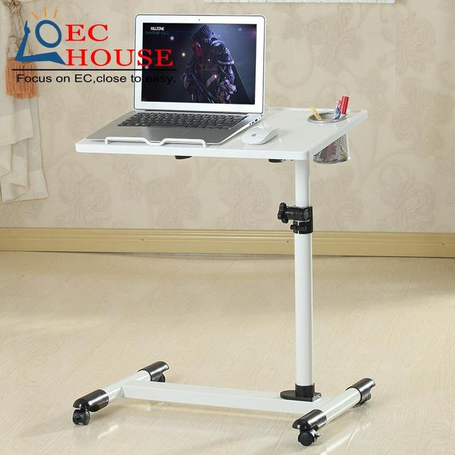 360 degree rotary notebook comter desk with heat radiating mobile table FREE SHIPPING